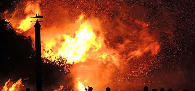 San Jose Fires