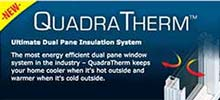 Anlin Quadratherm Glazing System