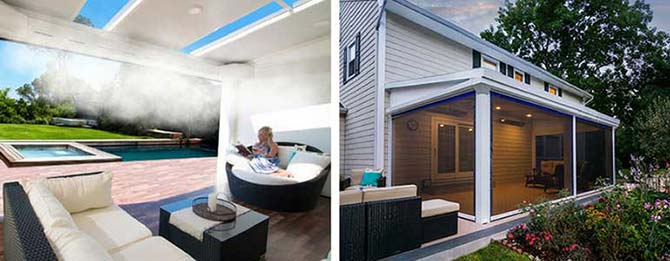 Enclosed Patios to Use in All Weather