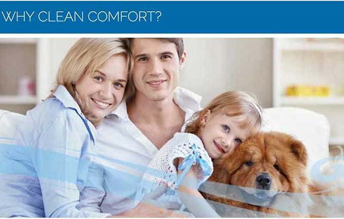 Northwest Exteriors - Why Clean Comfort