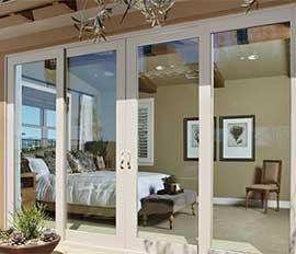Milgard Montecito Series Doors