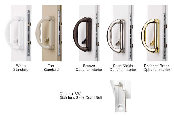 Anlin sliding Door Handles