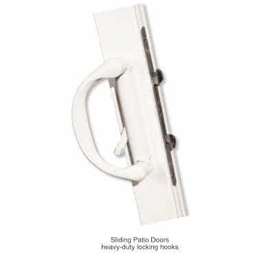 Anlin Sliding Patio Door Lock