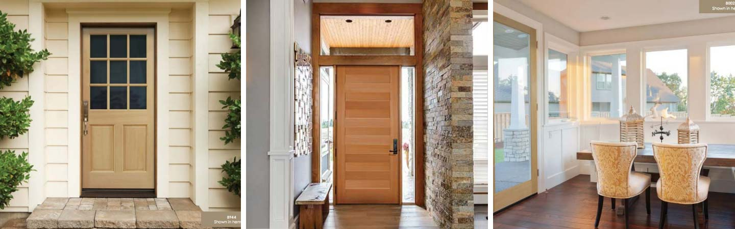 Builders Choice Entry Doors