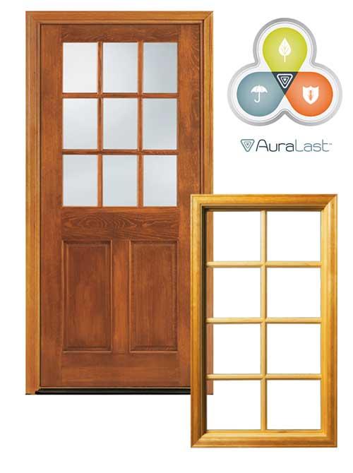 Jeld-Wen Auralast Doors