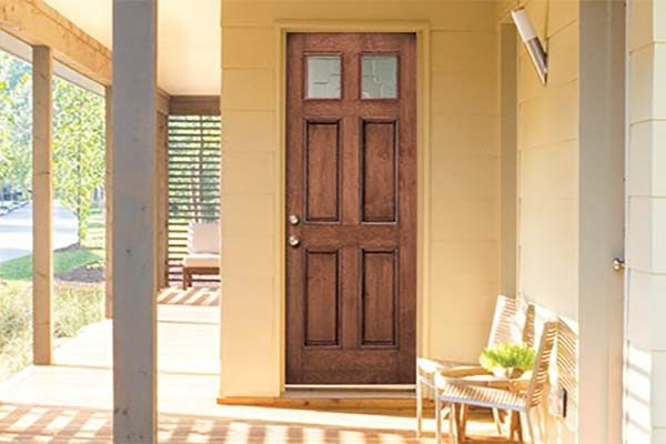 Jeld Wen Single Entry Doors