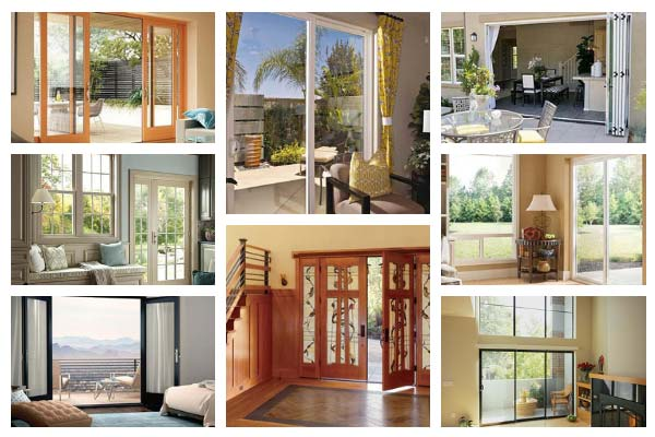 Multiple Door Styles by Northwest Exteriors