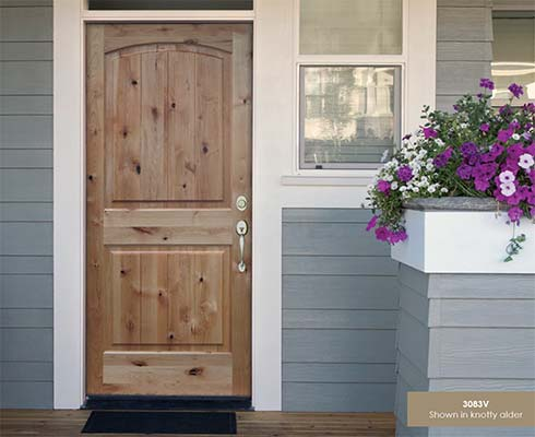 Northwest Exteriors is a Retailer of Builders Choice Doors