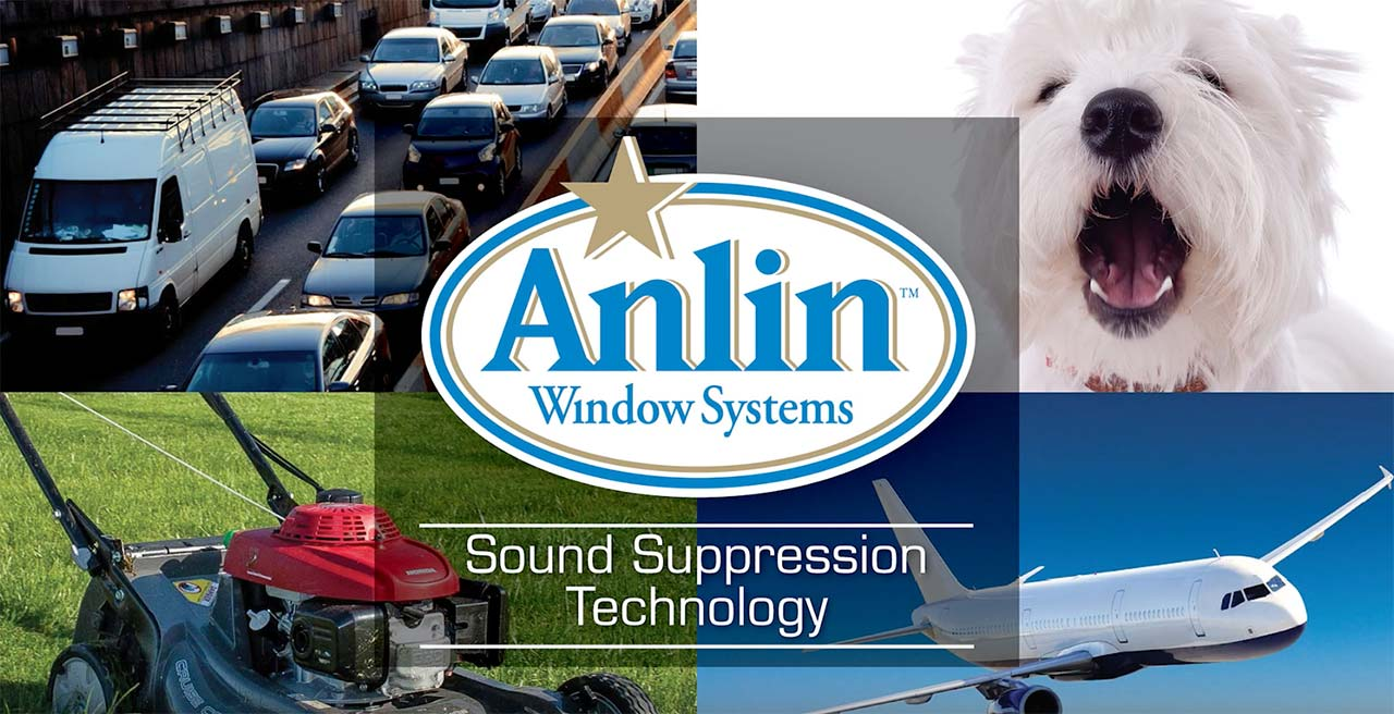 Anlin Sound Supression Technology