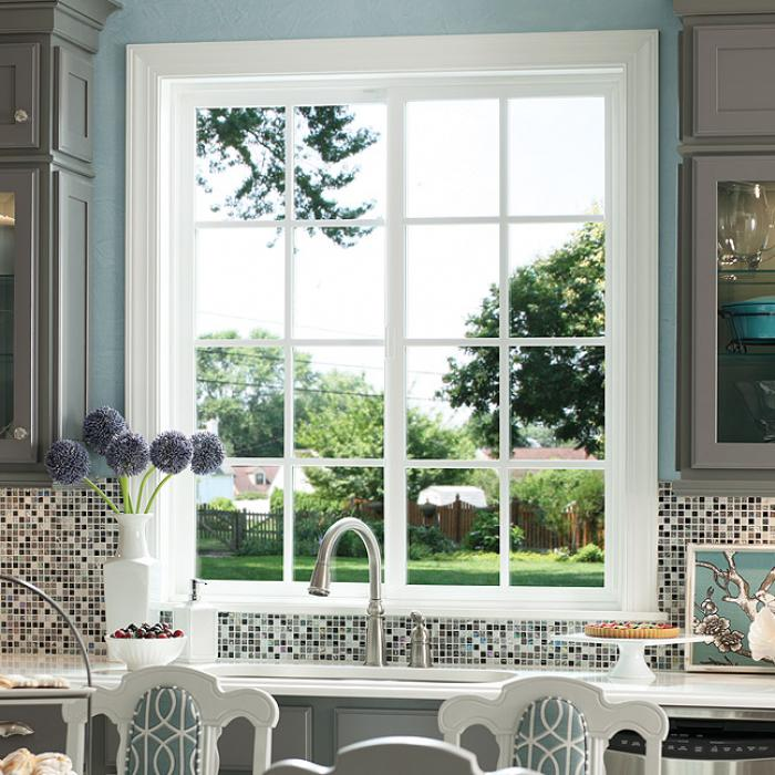Milgard Tuscany Series Windows