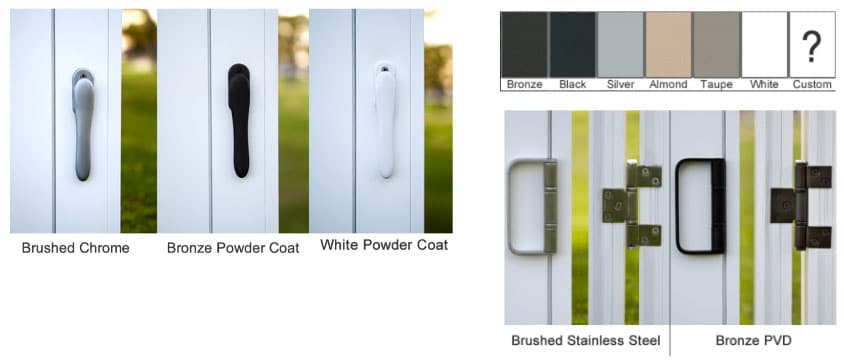 Windor Color Options