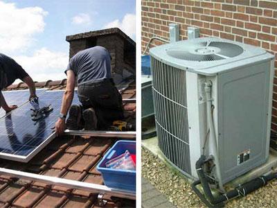 Go Solar to Power HVAC in Fresno