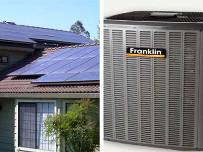 Solar & HVAC Services in Bakersfield
