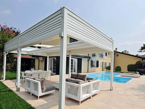 Corradi PT100 Patio Cover