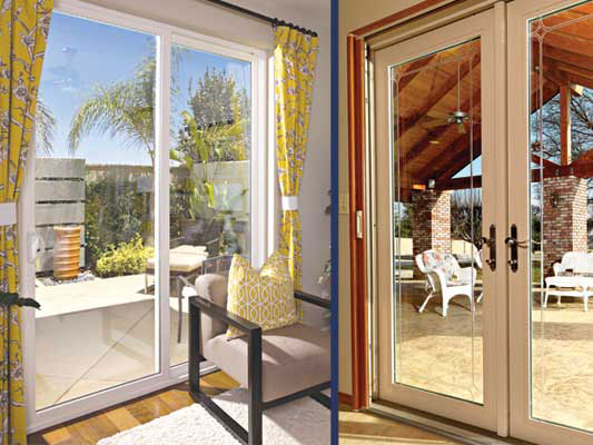 Entry doors & Replacement Windows for Bakersfield CA