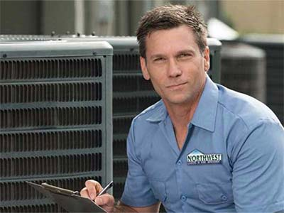 Northwest Exteriors HVAC Installer