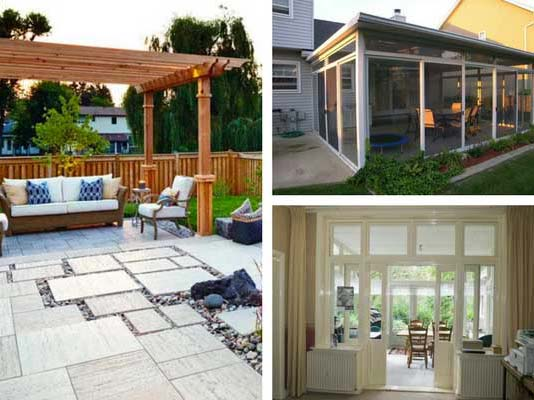 Patio Covers & enclosures in Fresno CA