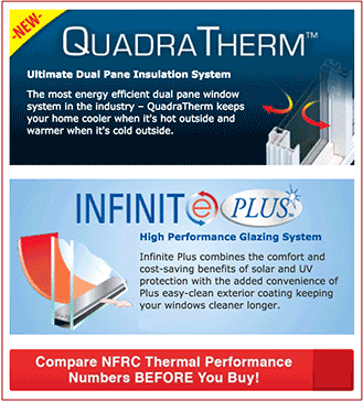 Quadratherm & Infinat-e Plus Insulation System