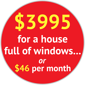 3995 Special for a House Full of Windows