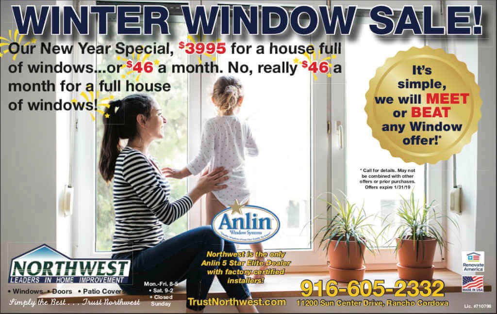 Northwest Exteriors Windows Special