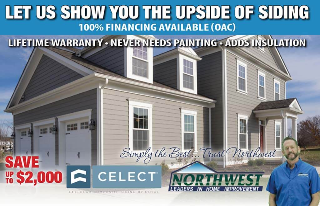 Celect Siding Special Offer