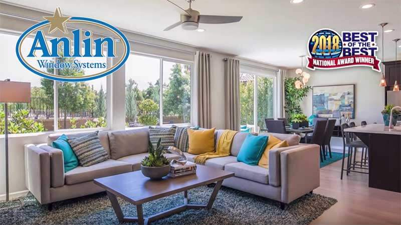 Anlin windows Best of Best Window Installers