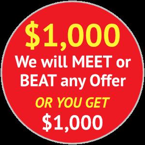 Meet or Beat Offer