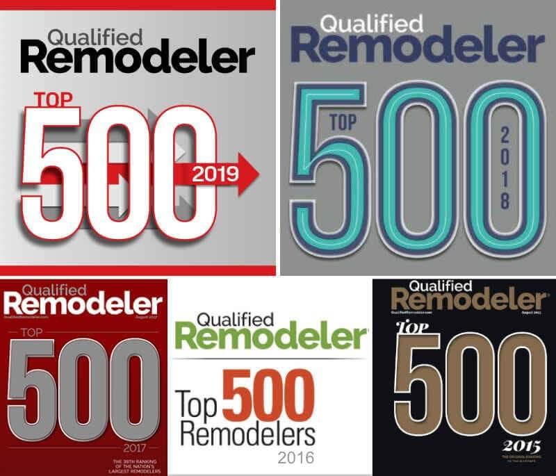 2019 Northwest Exteriors Qualified Remodeler Winner