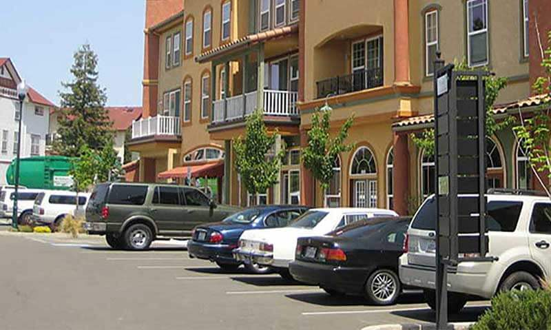 Town of Windsor in California