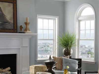 Windows Inside Home