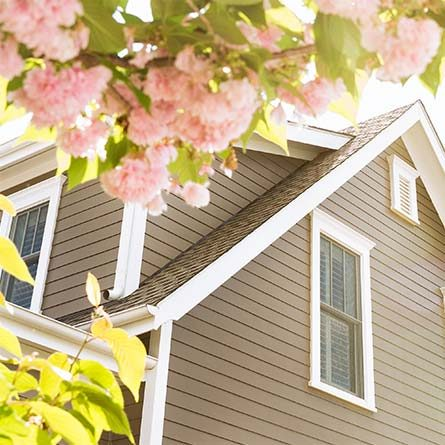 Fiber Cement Siding by James Hardie